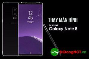 Thay màn hình Samsung Note 8
