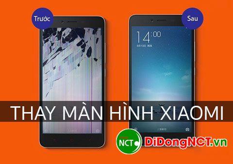 Thay màn hình Xiaomi tại Bình Dương