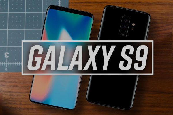 Giới thiệu Samsung Galaxy S9