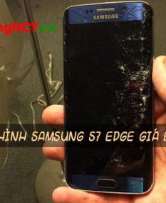 Thay màn hình Samsung S7 Edge giá bao nhiêu?