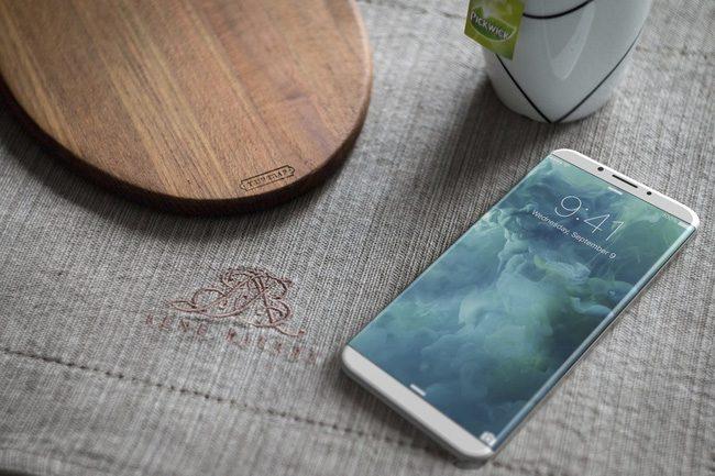 Việt Nam góp mặt trong trong những quốc gia sản xuất màn hình iPhone 8