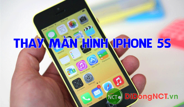 thay màn hình iphone 5s giá bao nhiêu tiền
