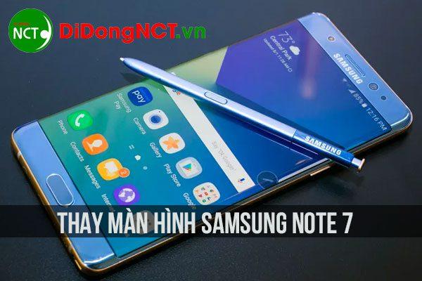 Thay màn hình Samsung Note 7