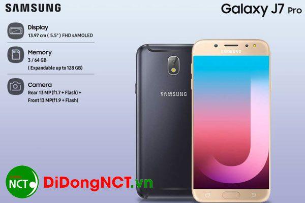 Giới thiệu Samsung J7 Pro