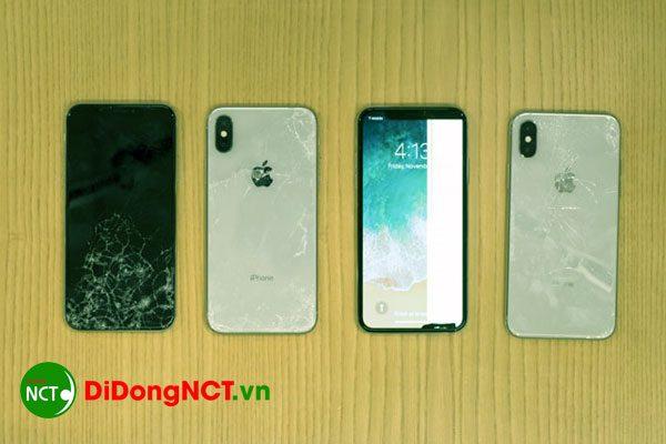 Dấu hiệu nào nên thay màn hình Iphone X