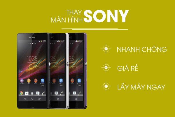 Thay màn hình Sony
