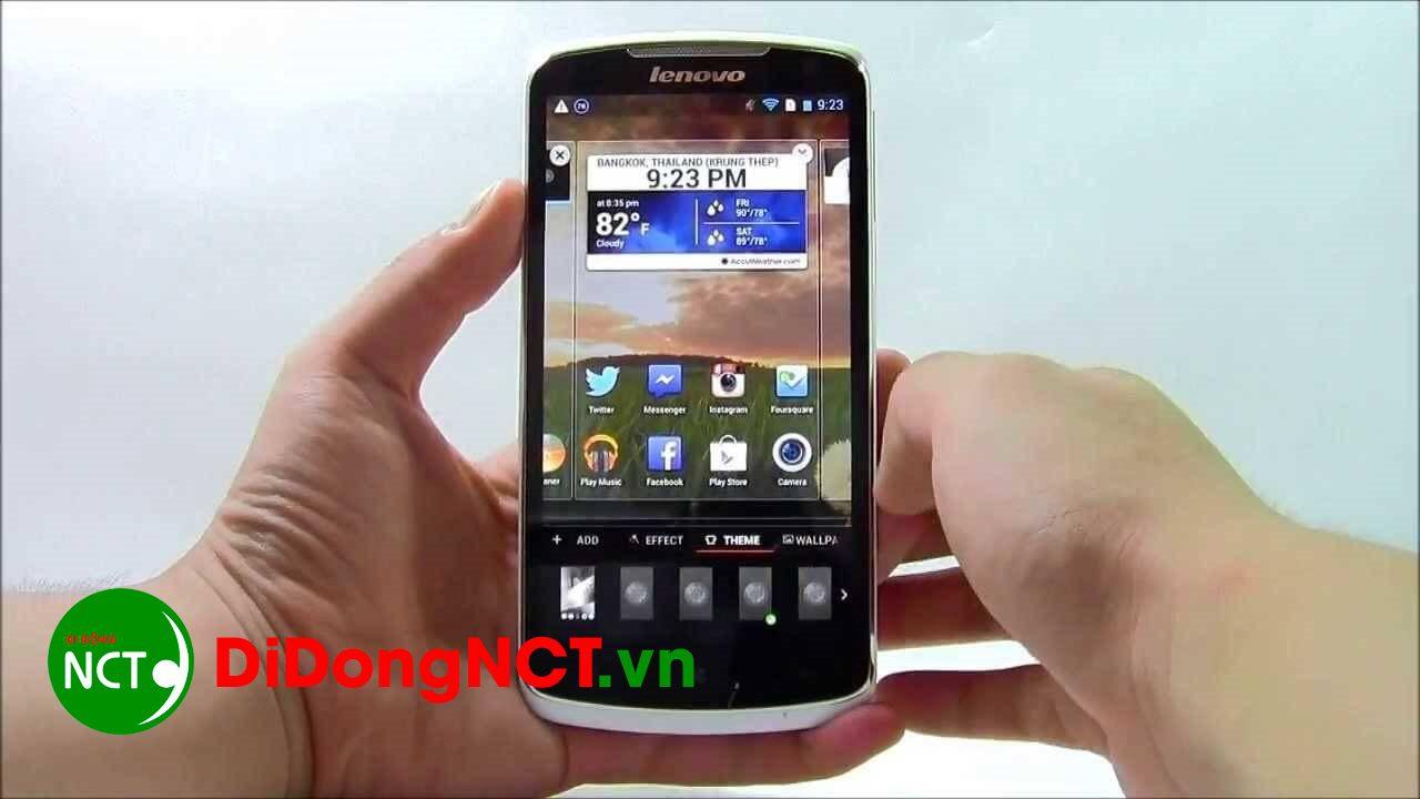 Trung tâm thay màn hình điện thoại Lenovo uy tín giá rẻ tại