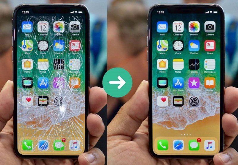 Quy trình thay màn hình iPhone tại nhà uy tín của Di Động NCT